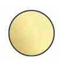 """1"""" Round Aluminum Disc."""