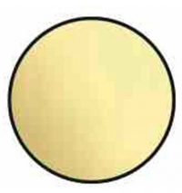 """2"""" Round Aluminum Disc."""