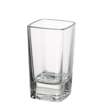 2 3/4oz Tall Square Shot Glass