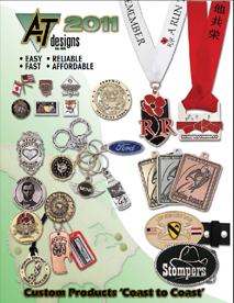 Diecast Medals