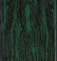 Evergreen Finish laminate plaque with engraved Black Brass plate.