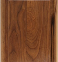 Solid Walnut Gallery plaque  with engraved brass plate.